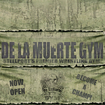 Angel's Gym - De La Muerte Gym banner