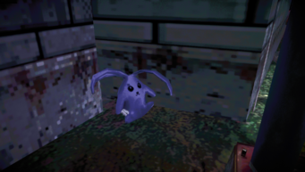 Blue Cabbit in the Suburbs in Johnny Gat's Simulation in Saints Row IV
