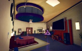 Hotel Penthouse - Ultra Modern - bedroom