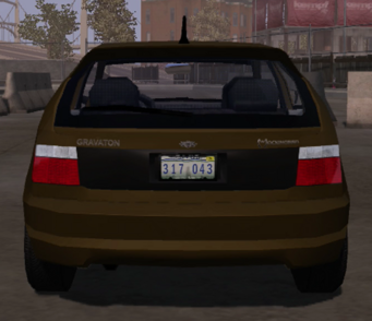 Mockingbird - rear in Saints Row