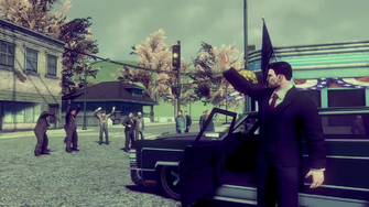 Saints Row IV Announce Teaser - unknown location