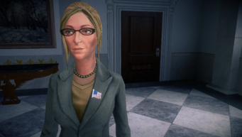Monica Hughes in Saints Row IV