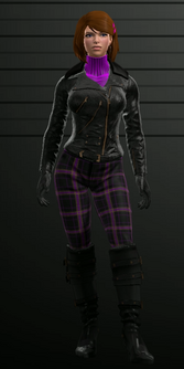 Saints Row The Third - Playa preset 2 - female