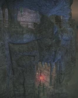 Skull Cave exterior