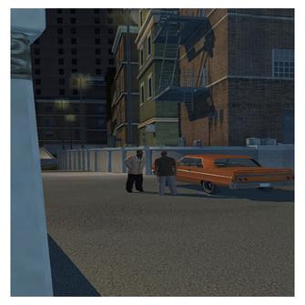Hitman cutscene photo 1 - used by Deb
