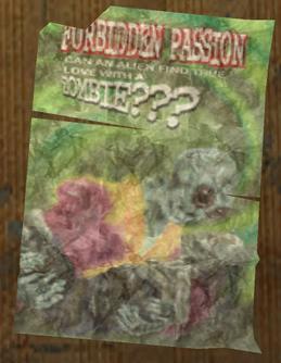 Saints Row Loft Forbidden Passion movie poster