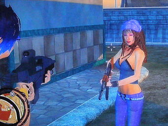 Shaundi - body with K6 Krukov in Saints Row 2