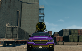 Torbitron - front in Saints Row The Third