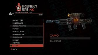 Weapon - Rifles - Automatic Rifle - EM Railgun - Camo