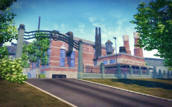 Charlestown in Saints Row 2 - Stilwater Feed and Seed