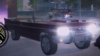 Compton with headlights - front right in Saints Row 2