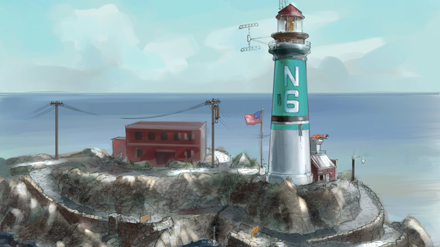File:Concept Art of Prison Lighthouse in Saints Row 2.jpg