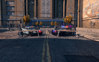 SRTT Roadblock - Police level 2 - small