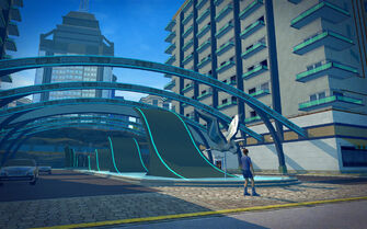 Stilwater Boardwalk - Heron Hotel loop