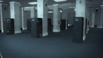 Stilwater Science Center - Server Room
