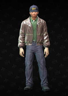 EMT03 - Roger - character model in Saints Row The Third
