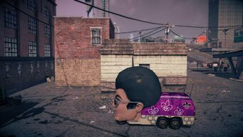 Gat Mobile - left in Saints Row IV