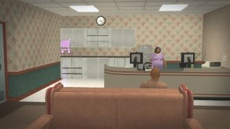 Image As Designed - Mission Beach interior in Saints Row 2