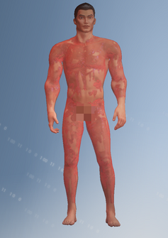 Johnny Gat - Welcome Back - character model in Saints Row IV