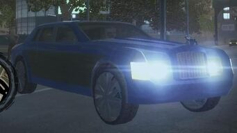 Justice - front right with lights in Saints Row 2
