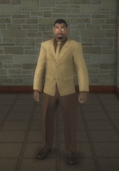 Legal Lee - character model in Saints Row 2