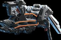 SRIV Special - Minethrower Arm - Minethrower Arm - Default