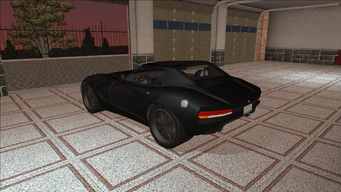 Saints Row variants - Rattler - Standard - rear left