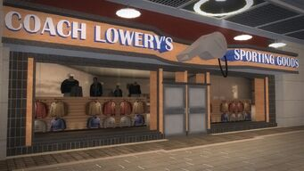 Rounds Square Shopping Center - Couch Lowery's Sporting Goods