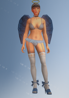 Stripper04 - Polly - character model in Saints Row IV