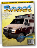 Ambulance - Chop Shop magazine