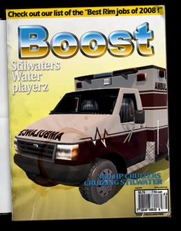 Ambulance - Chop Shop magazine