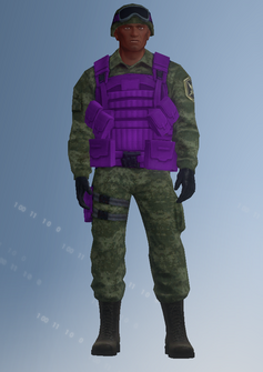 Gang Customization - Guardsmen 2 - nguardjohn - in Saints Row IV