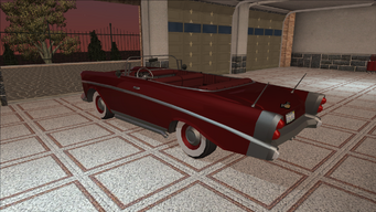 Saints Row variants - Hollywood - ClassicRed3 - rear left