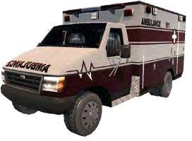 Ambulance - Saints Row 2 promo