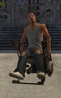 Chop Shop - Miguel - character model in Saints Row