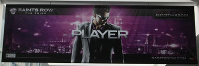 E3 banner - Player