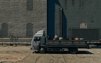 Flatbed - left in Saints Row The Third