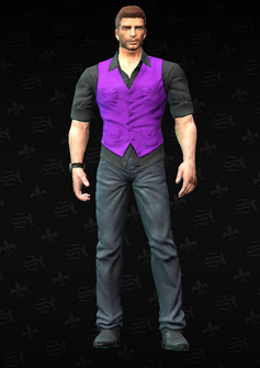 Gang Customization - Clubber 2 - Simon - in Saints Row The Third