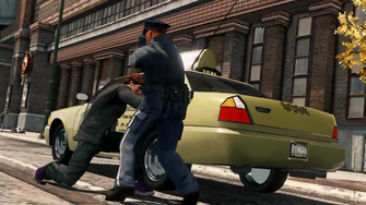 Taxi in Saints Row The Third Syndication trailer