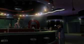 Technically Legal - Misty Lane - interior bar