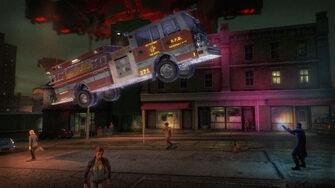 Telekinesis promo for Saints Row IV