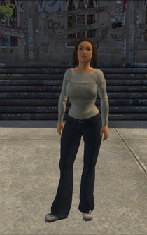 Generic young female 02 - hispanicSleeve - character model in Saints Row