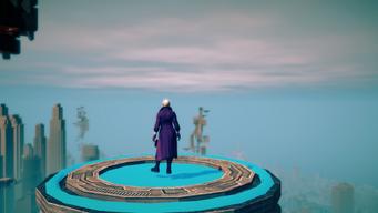 Simulation Override 11 - Modern sky