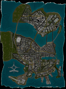 Stilwater - Saints Row map