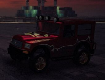 Swindle - Brotherhood variant in Saints Row IV