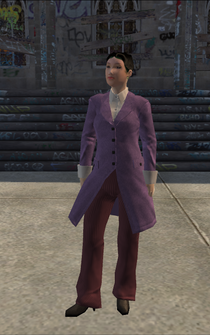 BusinessWoman-01 - WRSuburbsClothingStore - character model in Saints Row