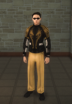 Low Detail NPC - mroninlt300 - character model in Saints Row 2