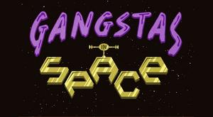 Gangstas in Space logo