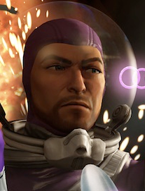 The Commander SRTT