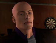 Saints Row protagonist bald in an unknown trailer
